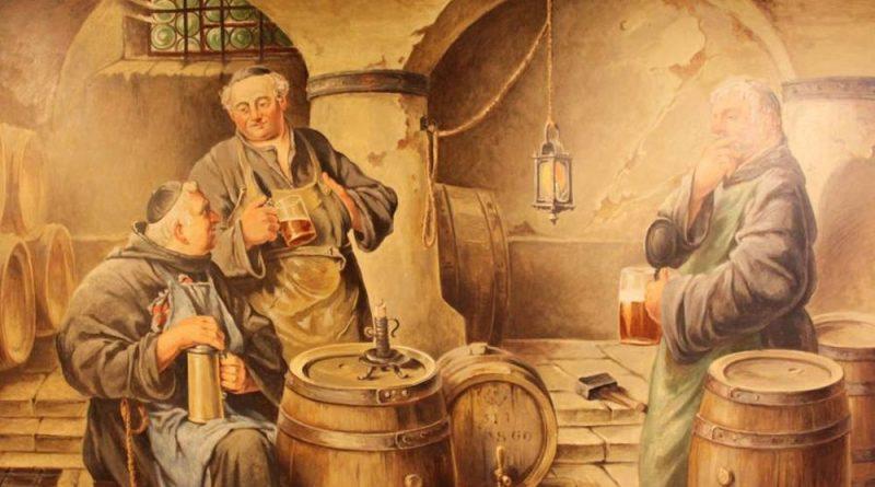 пиво и история