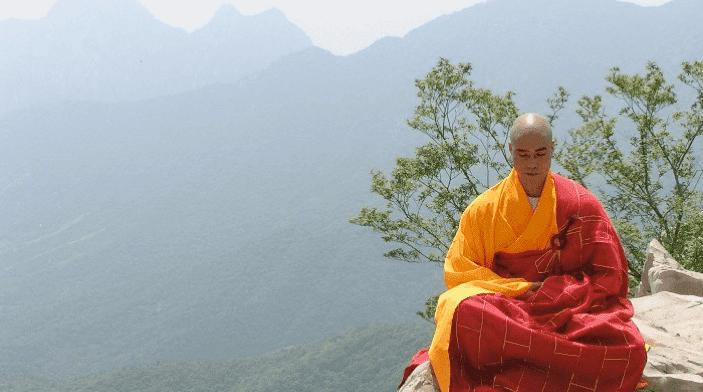 привычки буддийских монахов