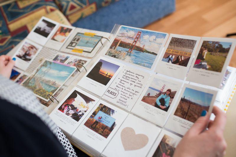 как сохранить воспоминания