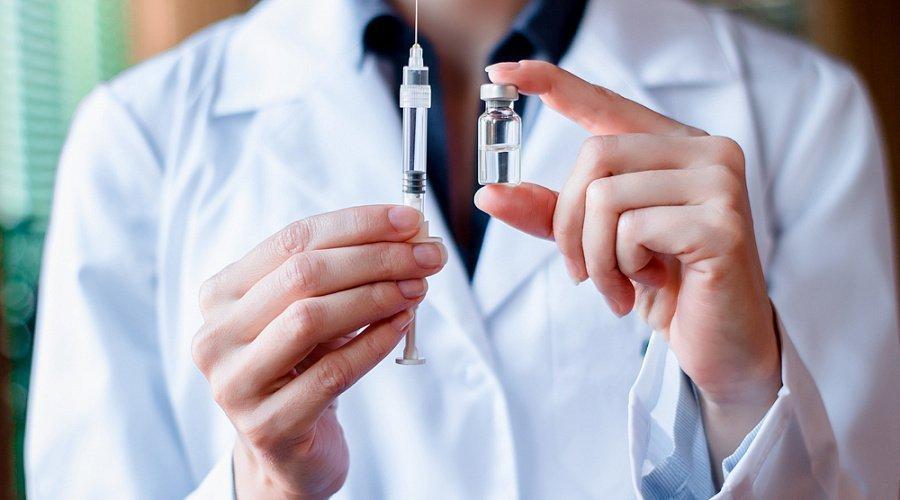 мыться после прививки